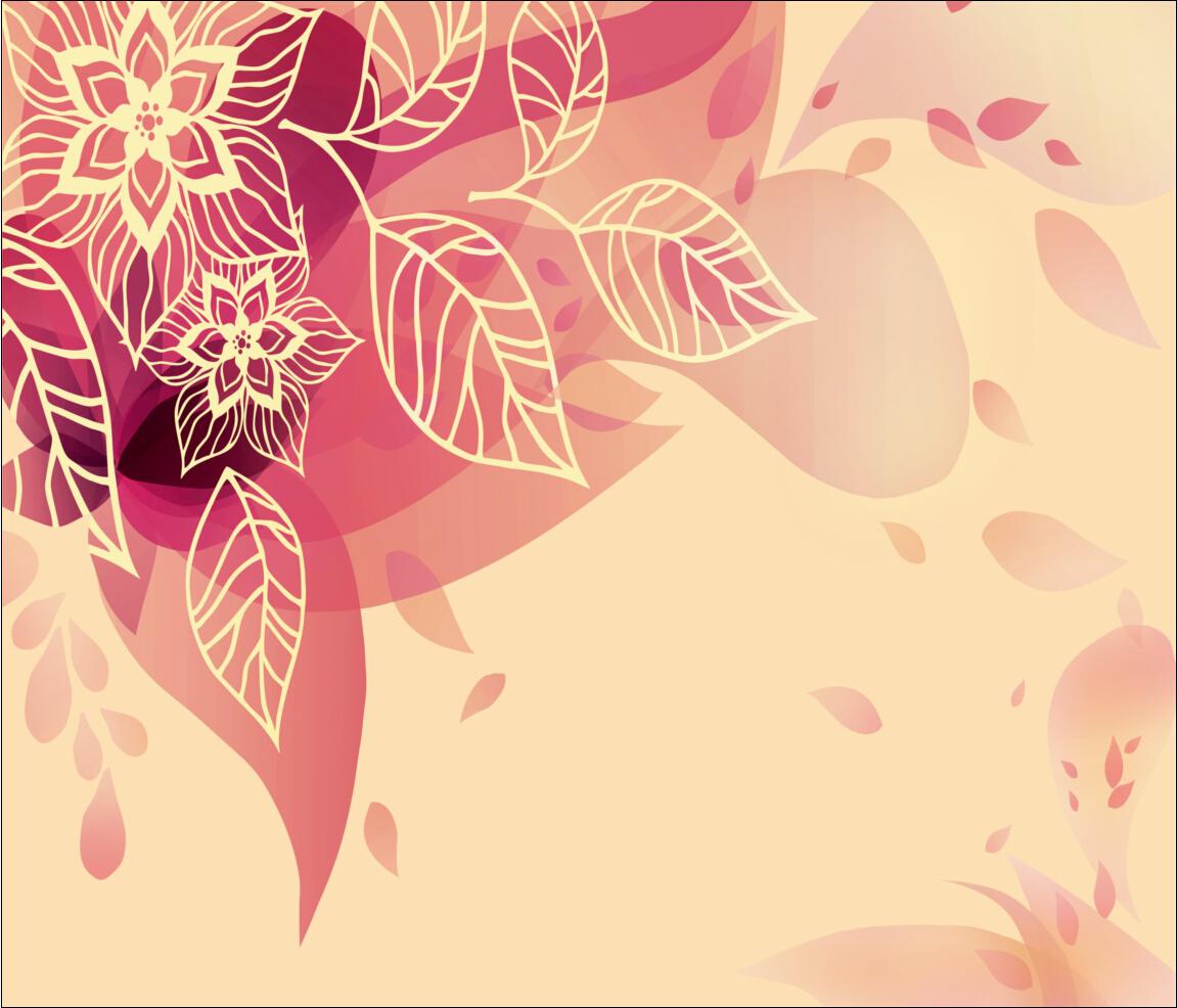 红缨美术树叶贴画
